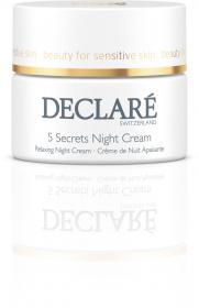 5 Secrets Night Cream
