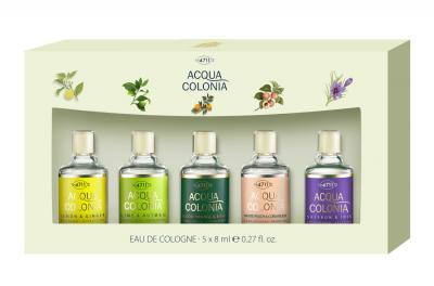 Acqua Colonia Miniaturenset (5x 8 ml)