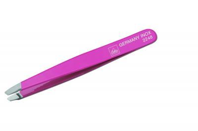 ERBE Pinzette schräg pink 9,5cm