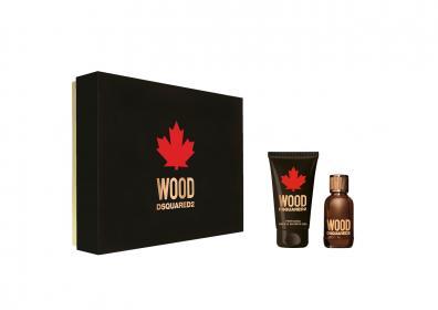 Wood Pour Homme Set