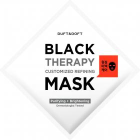 Black Therapy Customized Refining Mask