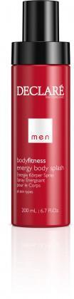 Men Bodyfitness Energy Body Splash